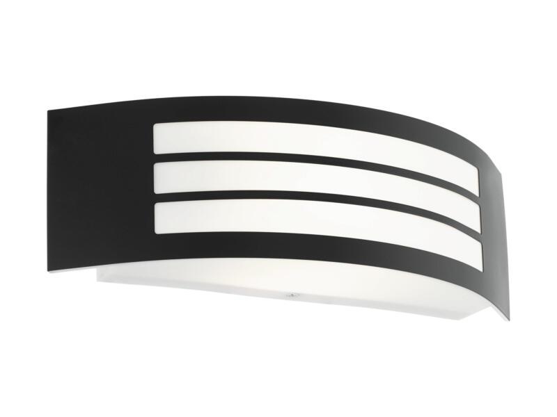 Eglo Leiros wandlamp E27 max. 40W zwart
