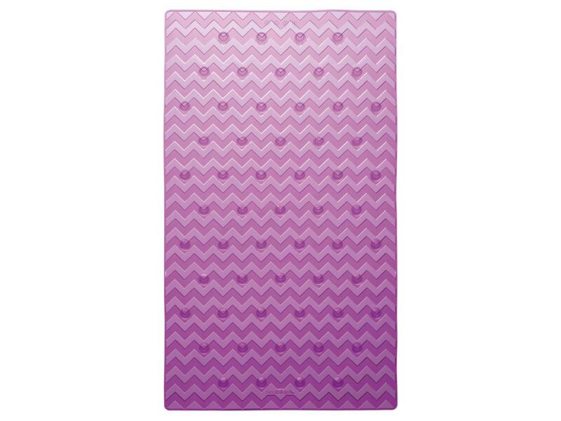 Sealskin Leisure antislip badmat 70x40 cm roze