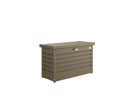Biohort LeisureTime Box 100 kussenbox 101x46x61 cm brons metallic