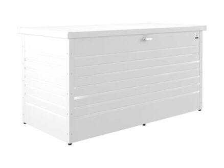 Biohort LeisureTime Box 160 coffre de jardin 159x79x83 cm blanc