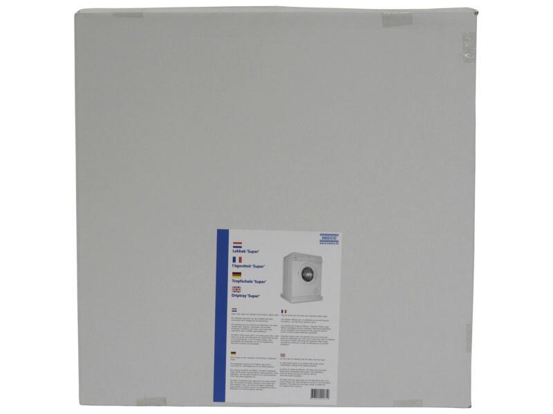 Lekbak wasmachine 65x65x6 cm