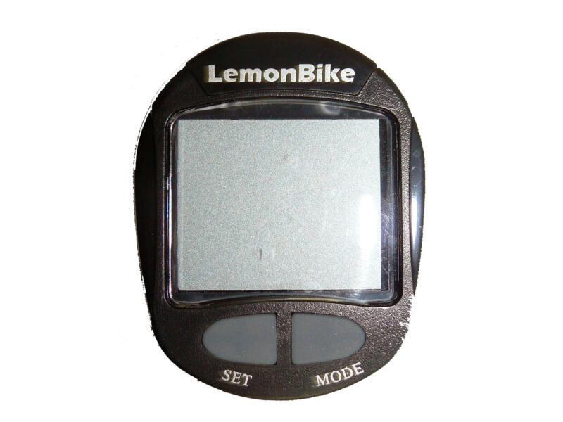 Lemonbike fietscomputer 8 functies