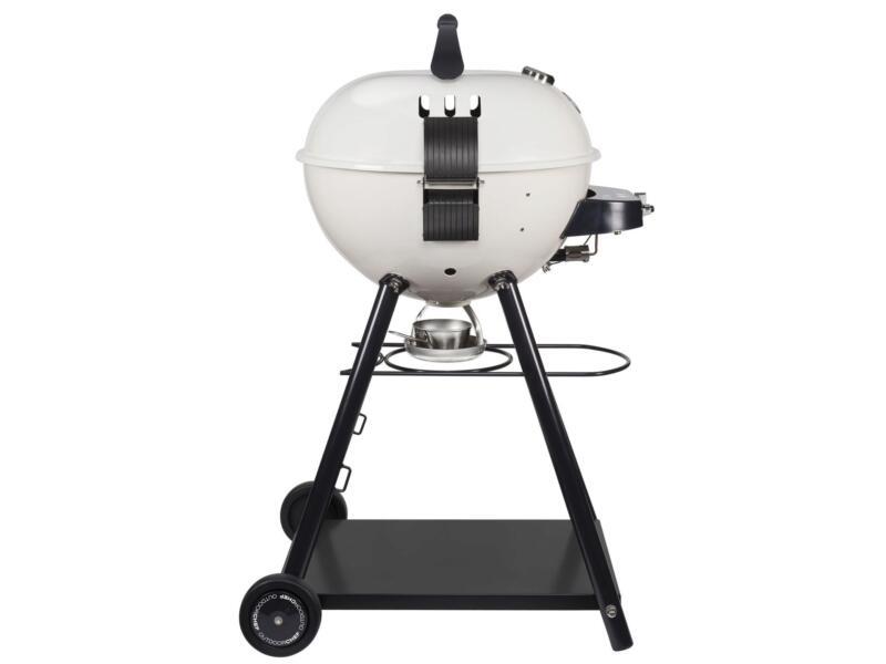 Leon 570G gaskogelbarbecue 54cm wit