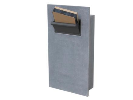 VASP Leon Parcel boîte aux lettres pierre bleue belge