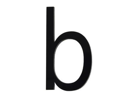 Letter B polyester 9cm
