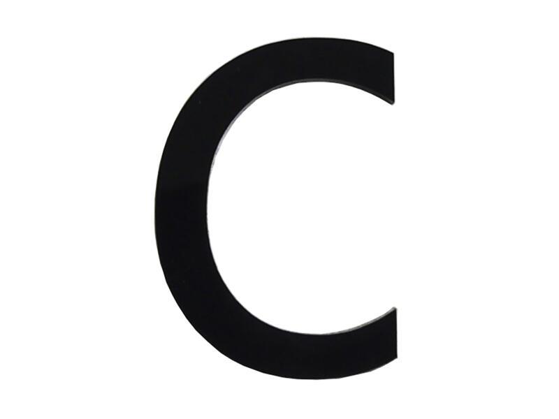 Letter C polyester 9cm