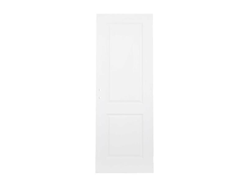 Solid Levigato porte intérieure 201,5x83 cm prépeint
