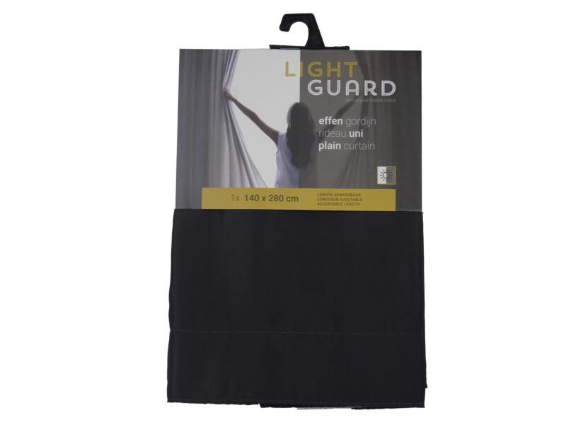 Finesse Light Guard gordijn 140x280 cm haak iron