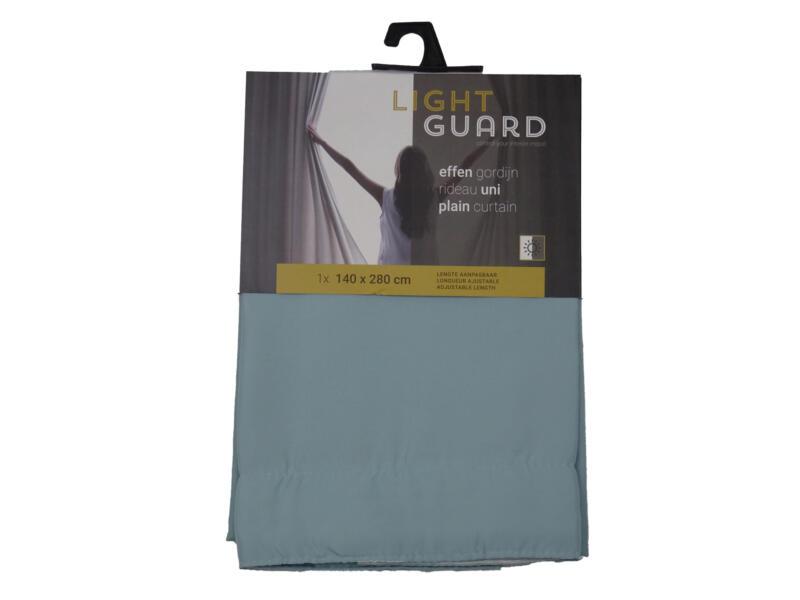 Finesse Light Guard rideau 140x280 cm crochet cloud blue