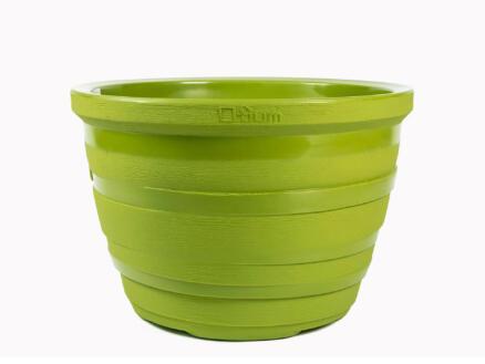 Lignum 40 pot à fleurs 64cm citron vert