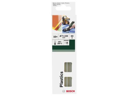 Bosch Lijmsticks 7mm voor kunststof 10 stuks