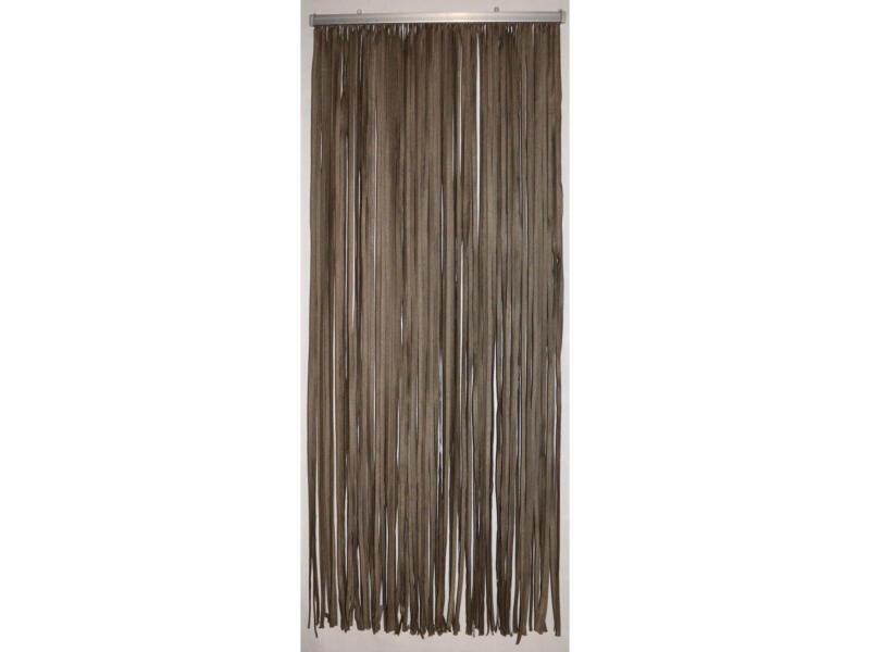 Confortex Lima deurgordijn 90x200 cm grijs