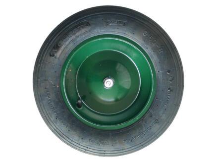 Altrad Limex kruiwagenwiel 400mm met metalen velg