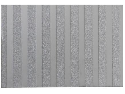 Scala Line plaque 100x200 cm 2,5mm polystyrène transparent