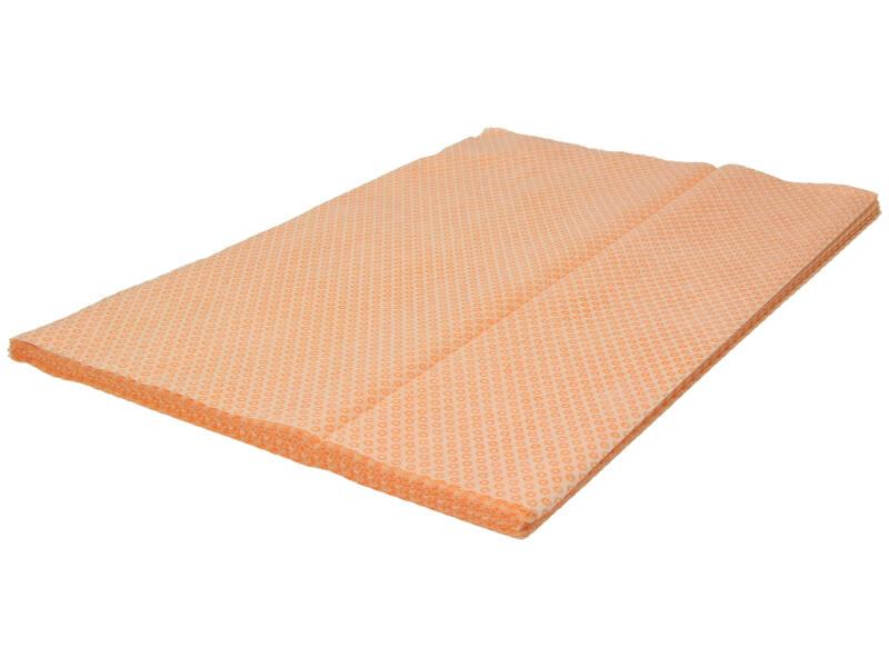 Lingette de sol 42x25 cm 50 pièces