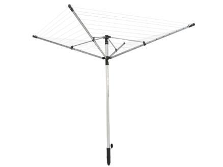 Leifheit Lino Push 500 séchoir parapluie