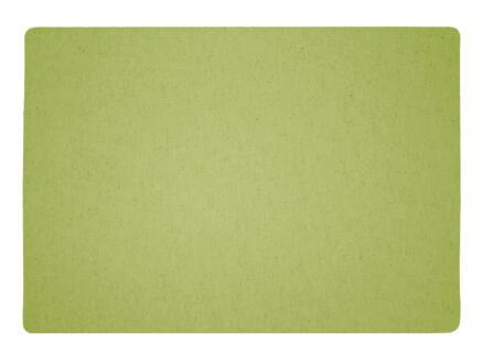 Finesse Lino placemat 43x30 cm pistache
