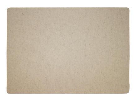 Finesse Lino set de table 43x30 cm écru
