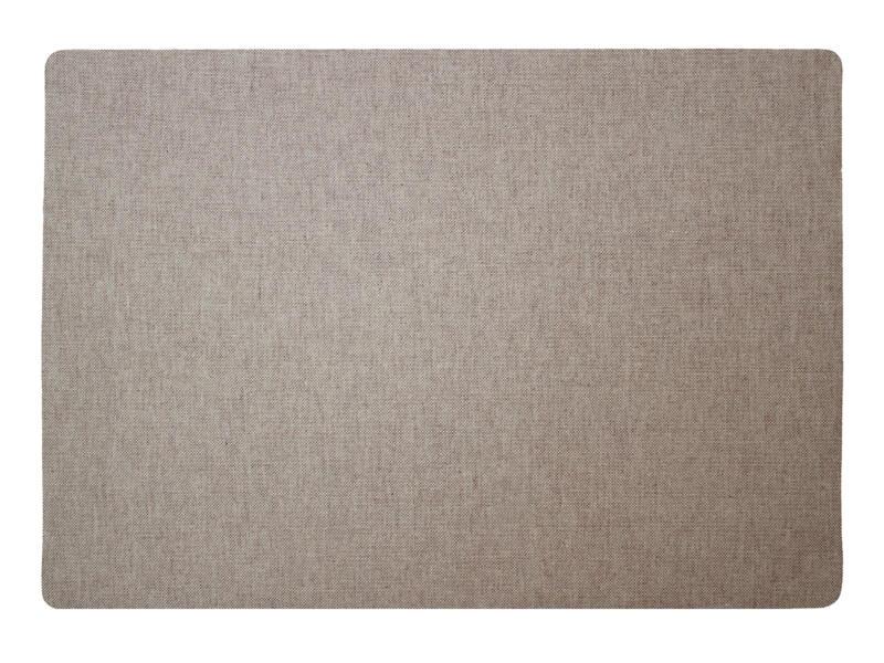 Finesse Lino set de table 43x30 cm naturel