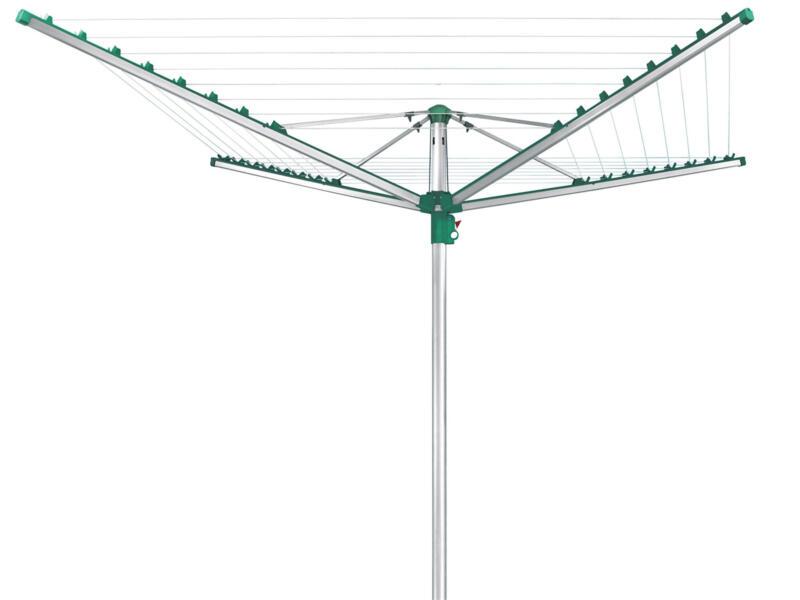 Leifheit Linomatic Comfort 400 droogmolen turquoise