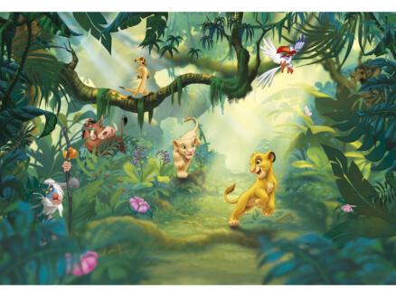 Lion King Jungle fotobehang 8 stroken