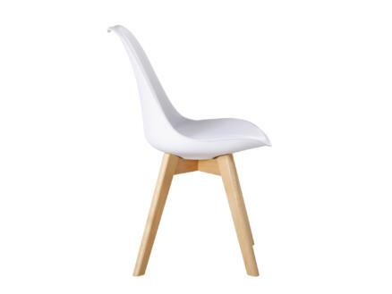 Lisa chaise blanc