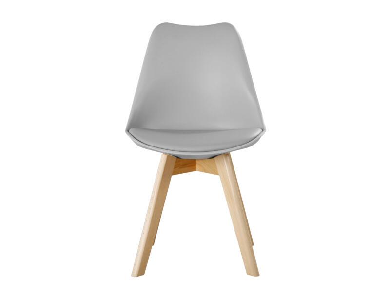 Lisa stoel grijs