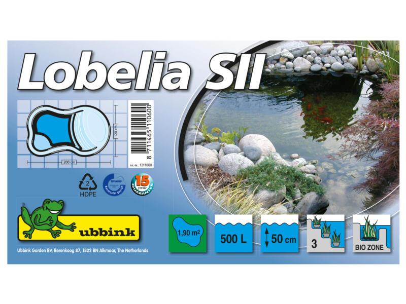 Lobelia SII bassin de jardin 500l