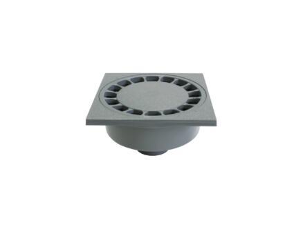 Scala Lock klokrooster 10x10 cm 40mm PVC