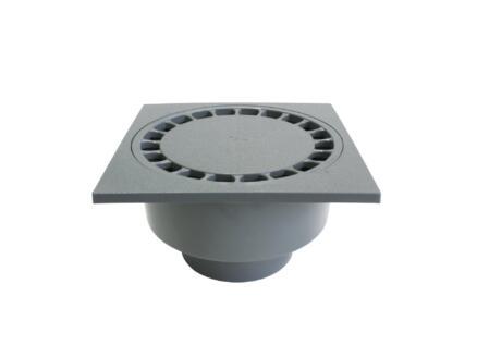 Scala Lock klokrooster 20x20 cm 75mm PVC