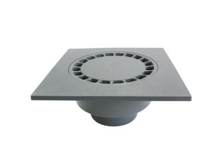 Scala Lock klokrooster 30x30 cm 75mm PVC