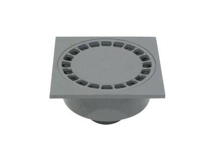 Scala Lock siphon de cour 15x15 cm PVC