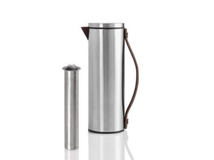 Loft thermoskan 1l inox + theefilter
