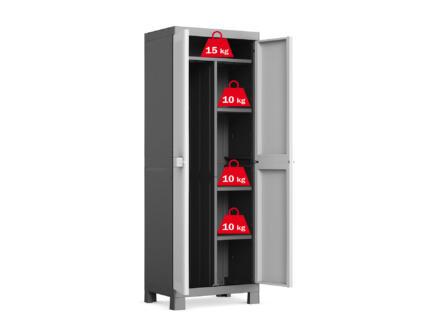 Keter Logico Utility kast 65x182x45 cm
