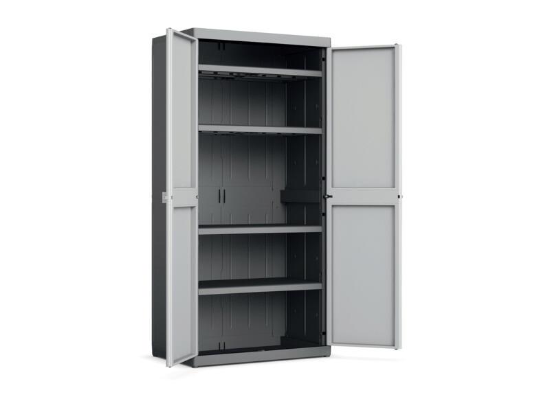 Keter Logico XL armoire haute 89x182x54 cm