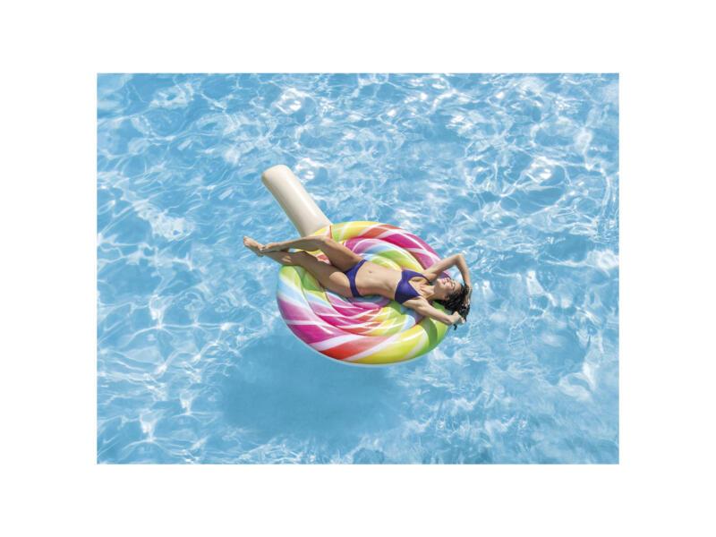 Intex Lollipop Float jeu de piscine gonflable 208x135 cm