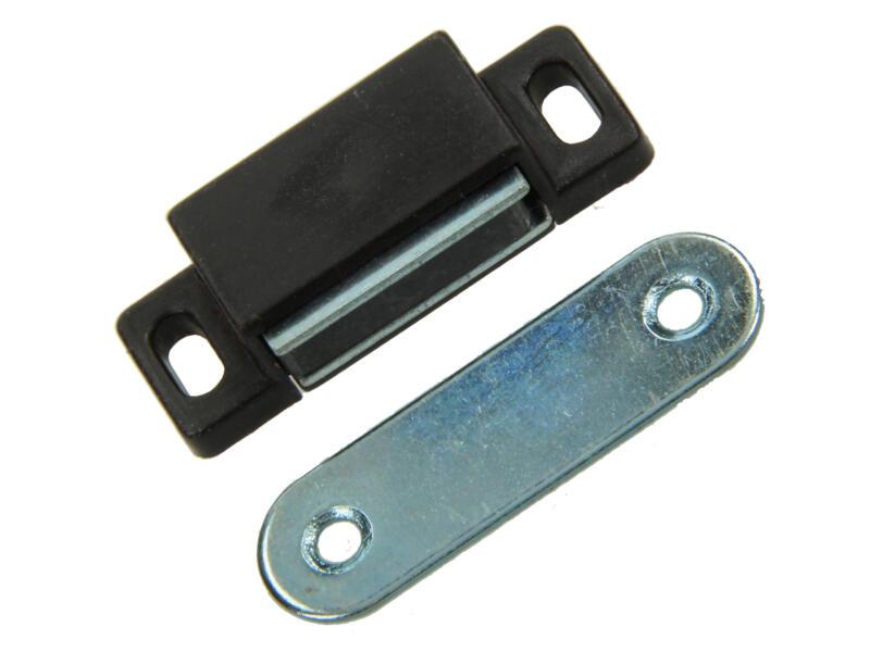 Mack Loqueteau magnétique brun 45mm 2 pièces