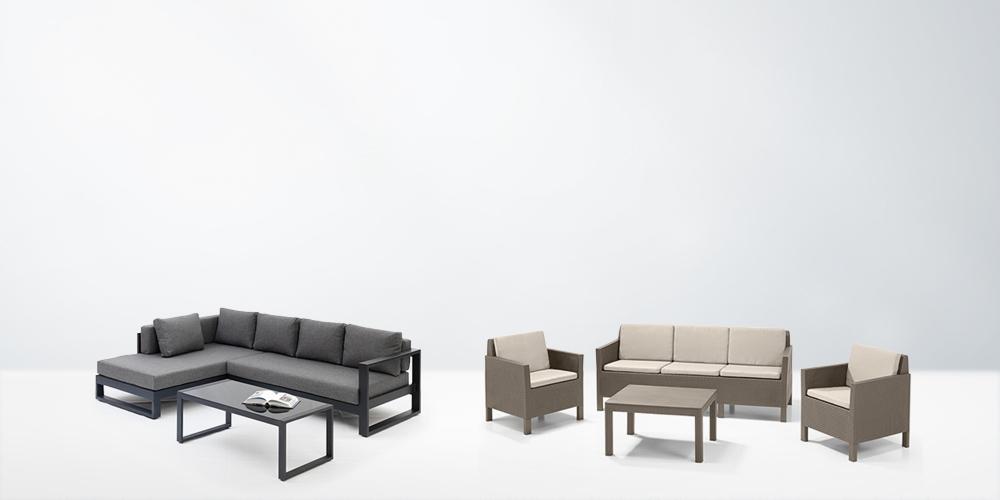 Tuinmeubelen hubo - Jardins contemporains meubles accessoires ...