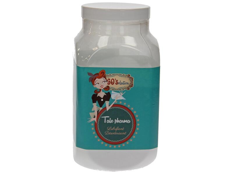 Lubrifiant désodorisant Talc pharma 500g