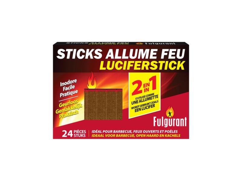 Lucifersticks 24 stuks