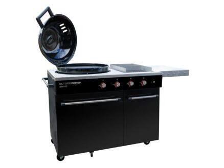 Lugano G barbecue au gaz 57cm