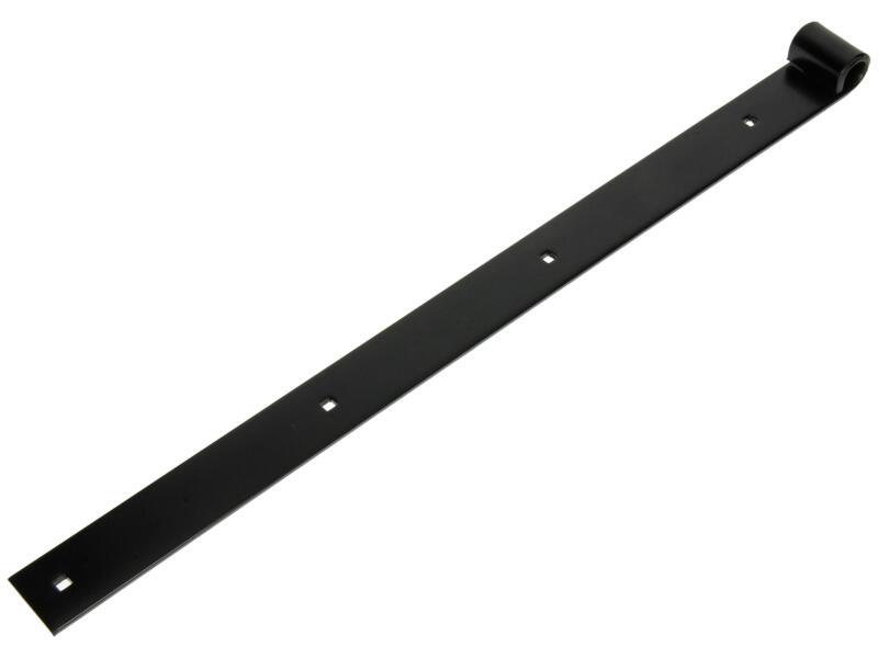 Sam Luikscharnier 60cm zwart