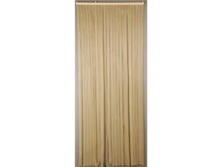 Confortex Lumina deurgordijn 90x220 cm zand