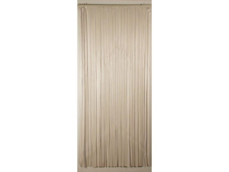 Confortex Lumina rideau de porte 90x220 cm gris