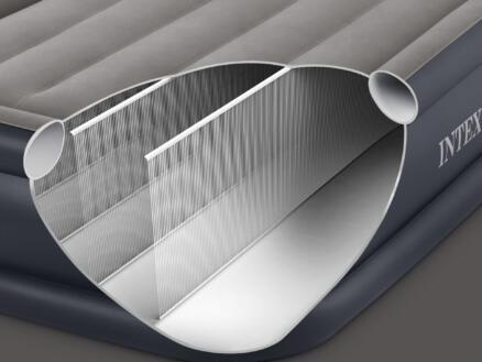 Luxe FiberTech luchtmatras 191x99x42 cm