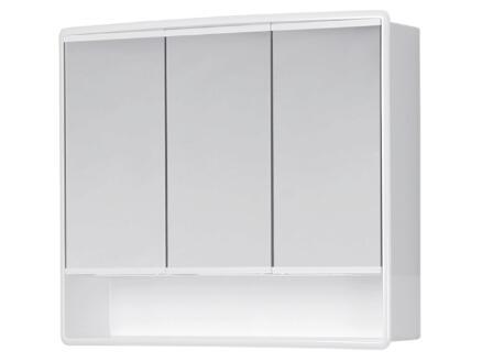 Jokey Lymo spiegelkast 58cm 3 deuren wit