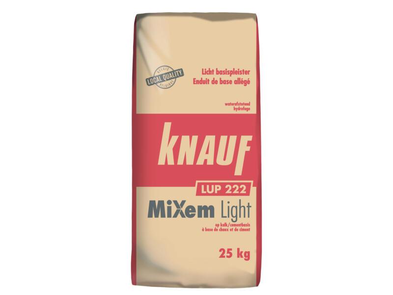 Knauf MIXem Light plâtre 25kg