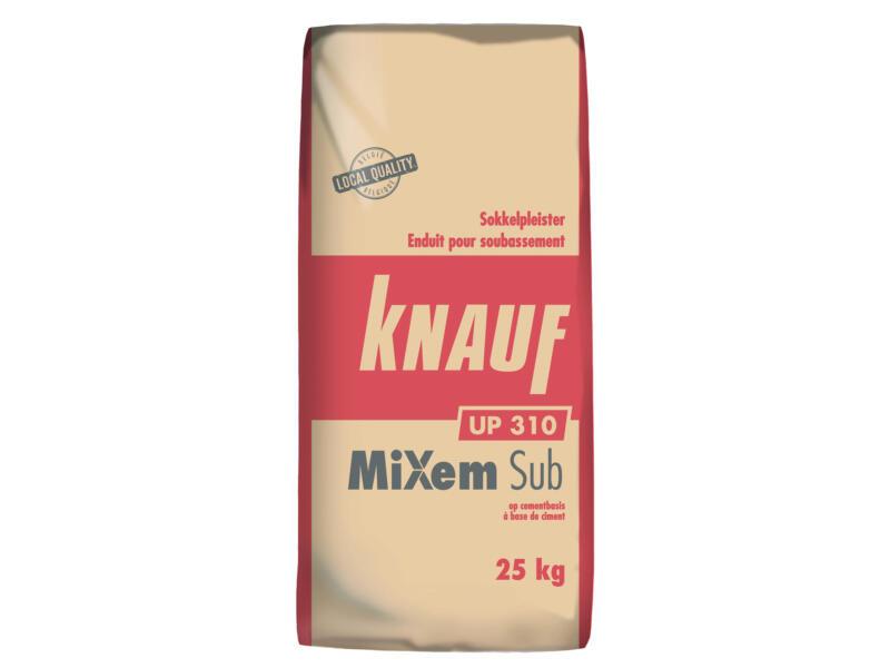 Knauf MIXem Sub plâtre 25kg