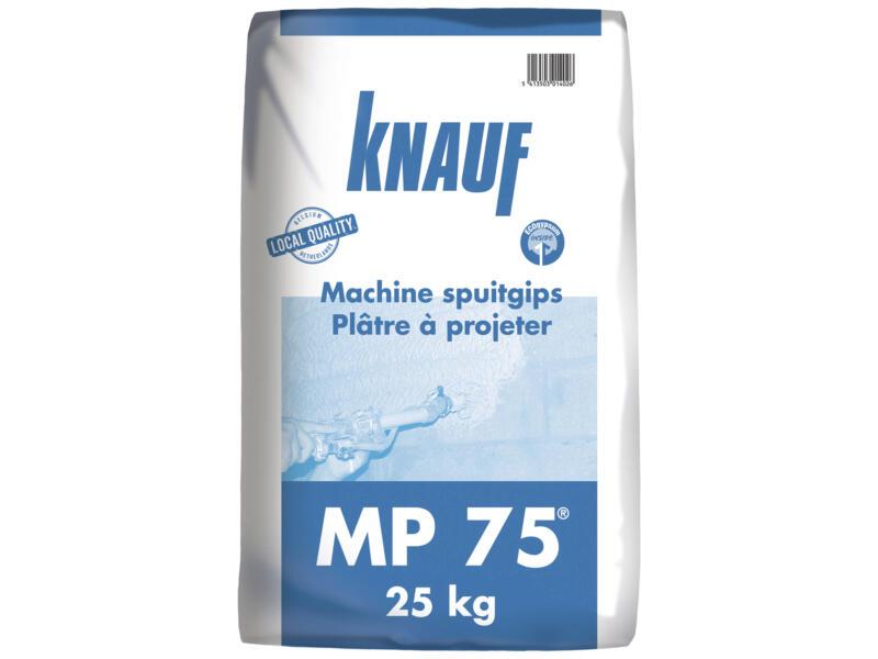 Knauf MP 75 plâtre à projecter 25kg
