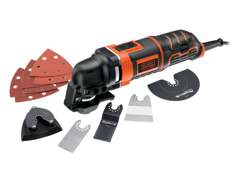 Black+Decker MT300KA-QS multitool 300W